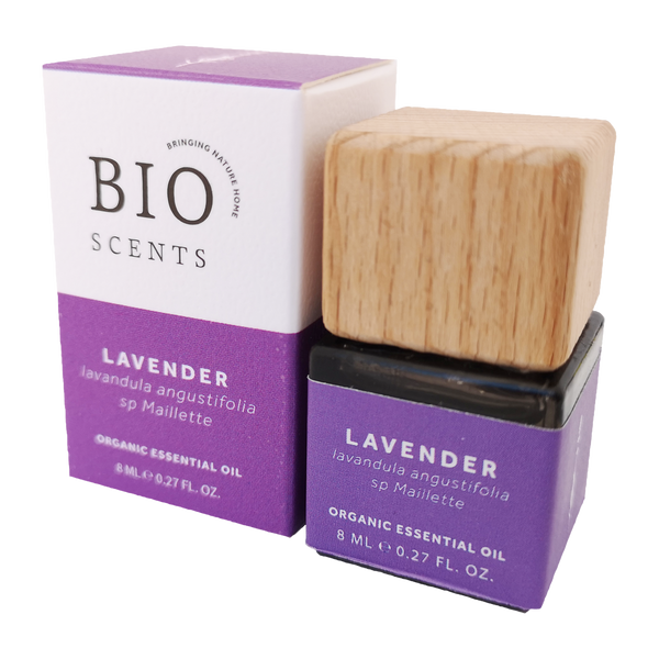 Lavender Essential Oil - Organic, plastic free, zero waste, sustainable, Mos eco store, Portugal, Europe,