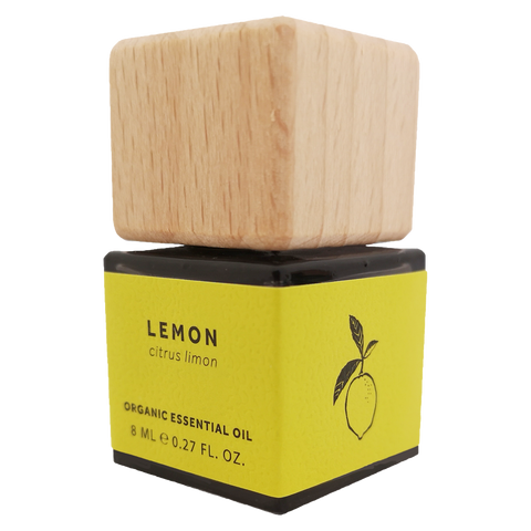 Lemon Essential Oil - Organic, plastic free, zero waste, sustainable, Mos eco store, Portugal, Europe,
