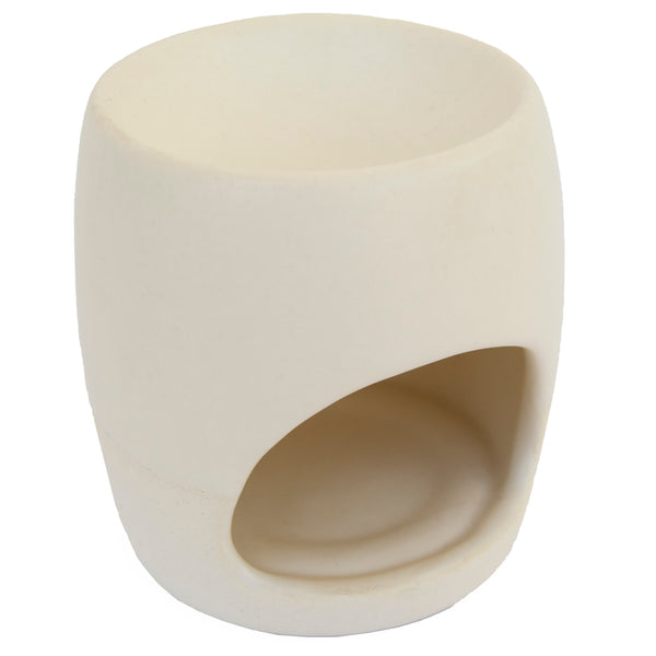 Oil Burner - Ceramic, plastic free, zero waste, sustainable, Mos eco store, Portugal, Europe,