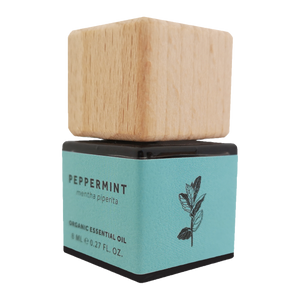 Peppermint Essential Oil - Organic, plastic free, zero waste, sustainable, Mos eco store, Portugal, Europe,