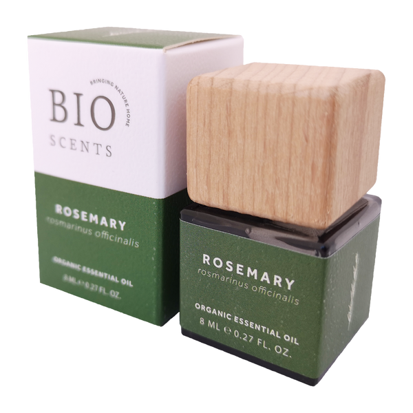 Rosemary Essential Oil - Organic, plastic free, zero waste, sustainable, Mos eco store, Portugal, Europe,