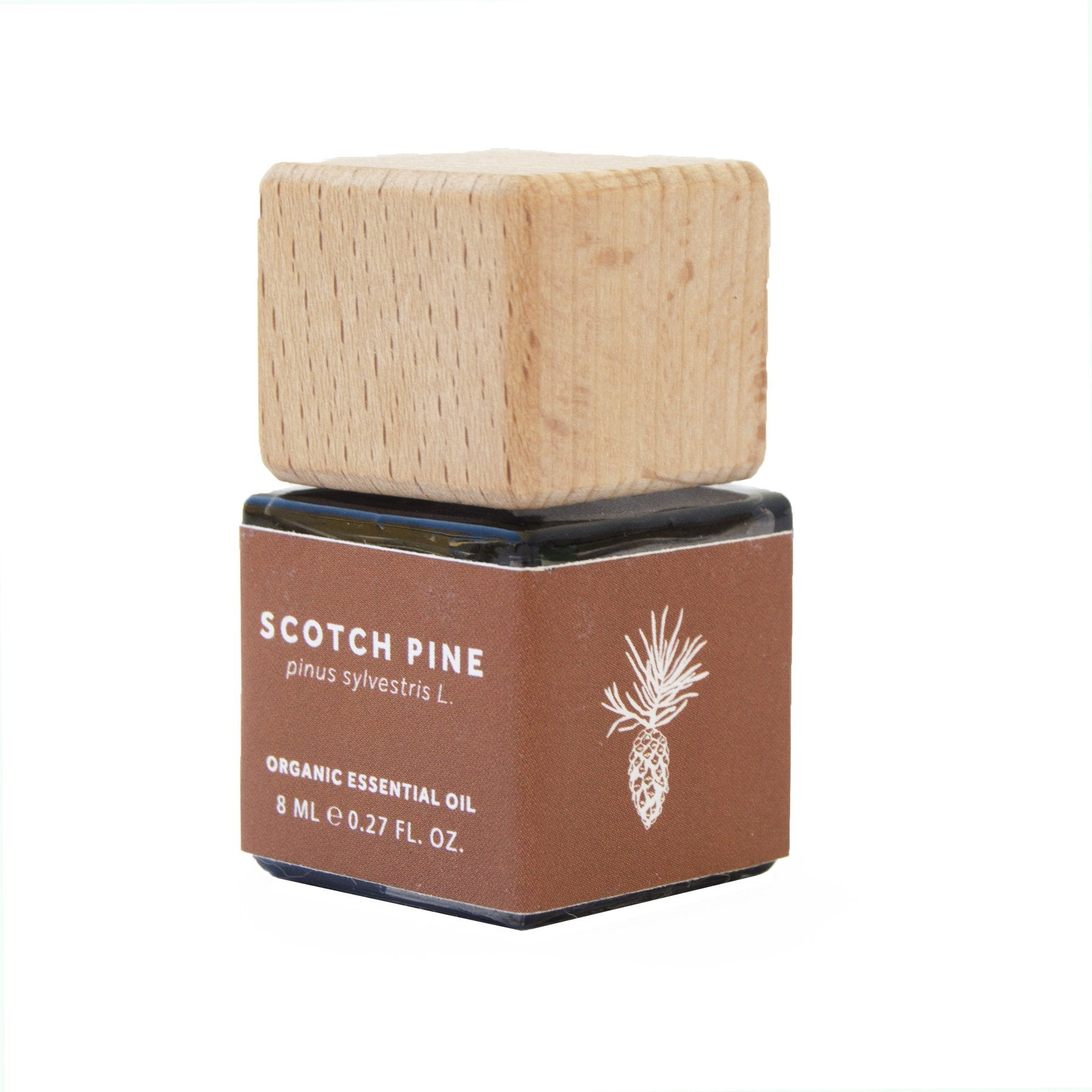 SCOTCH PINE ESSENTIAL OIL - ORGANIC - Mos eco store