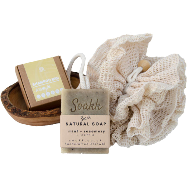 Shower Essentials Giftset