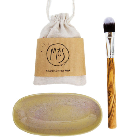 Clay Face Mask Set - Mós