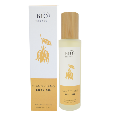 Ylang Ylang body oil - Natural, plastic free, zero waste, sustainable, Mos eco store, Portugal, Europe,