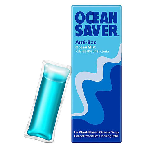 Ocean Saver Anti-bacteria Ecodrop zero waste, sustainable,Europe, , Ocean Mist, plastic free, z