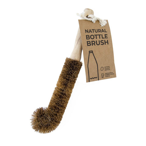 Natural Bottle Cleaning Brush