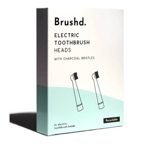 Re-Cyclable Electric Toothbrush Head - Mos eco store