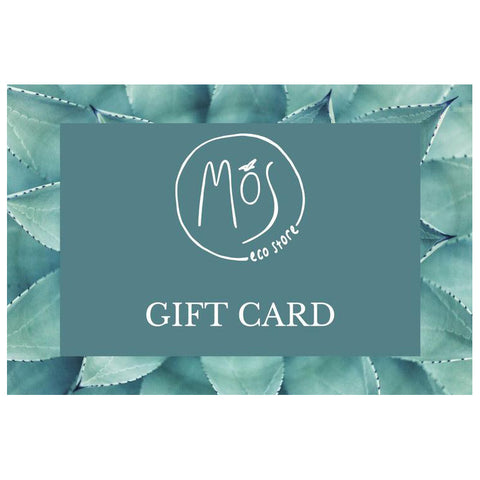 Gift Card - Mos eco store