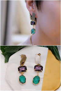 Nisse Diamond Earring