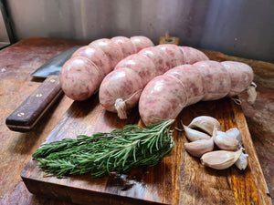 Homemade Continential Cottechino Sausages