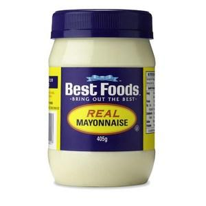 Best Foods Real Mayonnaise 405g