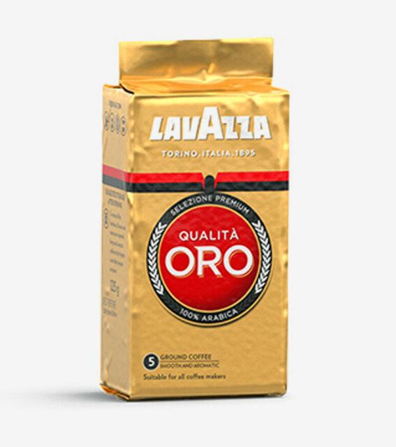 Lavazza Gold Quality Coffee 2 x 250g
