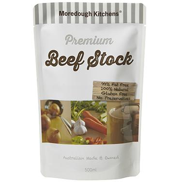 Moredough Kitchens Premium Beef Stock 500ml