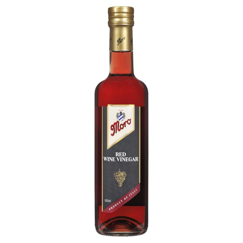 Moro Vinegar Red Wine 500ml