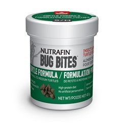 Nutrafin Bug Bites Turtle food 45gr