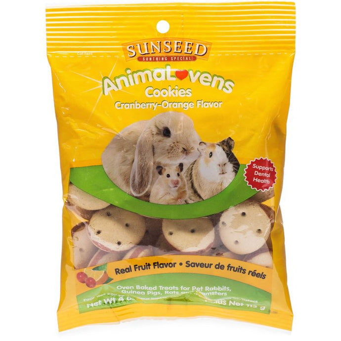 Sunseed Animalovens Cookies