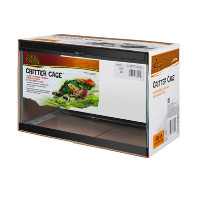 Zilla, Snug Fit Critter Cage, 5.5 gal.