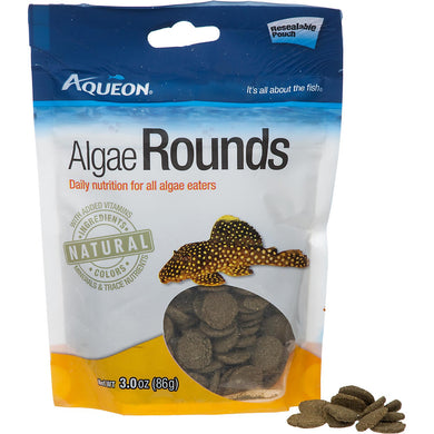 Aqueon Algae Rounds 3 oz
