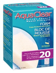 Aquaclear 20/Mini Foam Insert