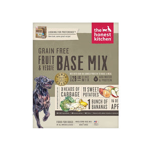 The Honest Kitchen Fruit & Veggie Mix for Dogs 1.75oz