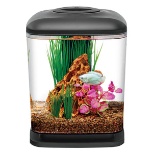 Aqueon LED MiniCube Desktop Aquarium Kit - 1.6 gal