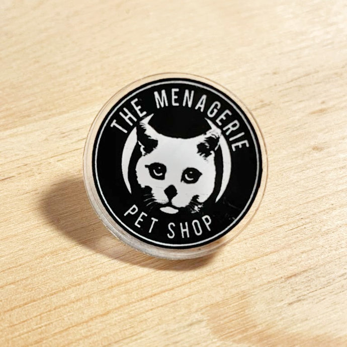 Menagerie Misfits Acrylic Pin