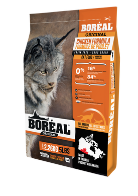 Boréal Grain Free Chicken for Cats 2.26kg