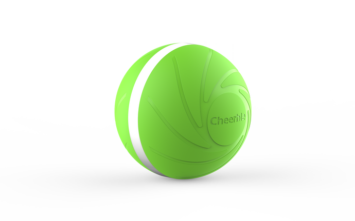 Cheerble Wicked Ball Green