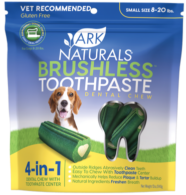 ARK Naturals Brushless Toothpaste Small 12oz
