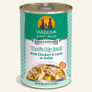 Weruva That's My Jam for Dogs 14oz