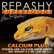 Load image into Gallery viewer, Repashy Calcium Plus JAR 3 oz.