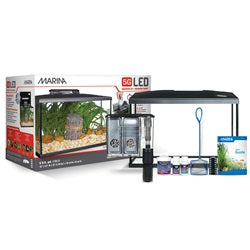 Marina 5G LED Aquarium Kit