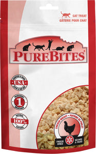 17g Purebites Chicken - Feline