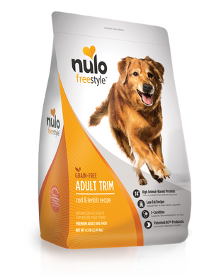 Nulo Freestyle High-Meat Kibble Trim Cod & Lentils Recipe
