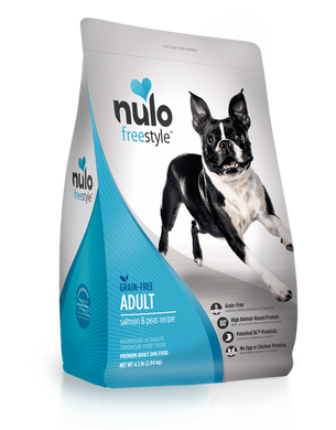 Nulo Freestyle High-Meat Kibble Salmon & Peas Recipe