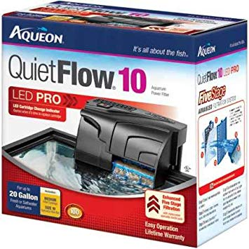 Aqueon Quiet Flow Filter 10