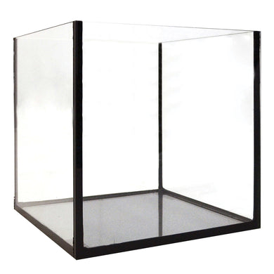 Seapora Rimless Cube Aquarium - 2 gal