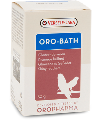 Versele-Laga Oro-Bath for Birds - 50g