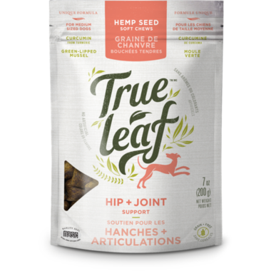 200g True Leaf Hip & Joint Chews - Canine