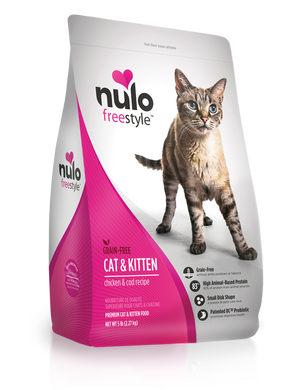 Nulo Freestyle High-Meat Kibble Chicken & Cod Recipe