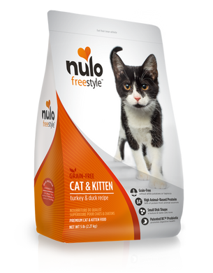 Nulo Freestyle High-Meat Kibble Turkey & Duck Recipe
