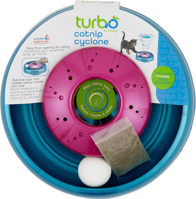 TURBO Catnip Cyclone