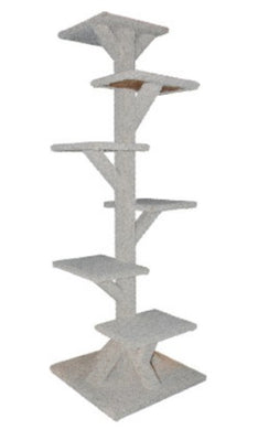 TNS 6-Level Cat Stand, 6'