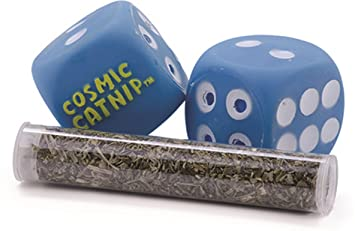 COSMIC CAT Cosmic Dice Catnip Shooter
