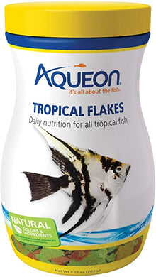 Aqueon Tropical Flake 7.12 oz