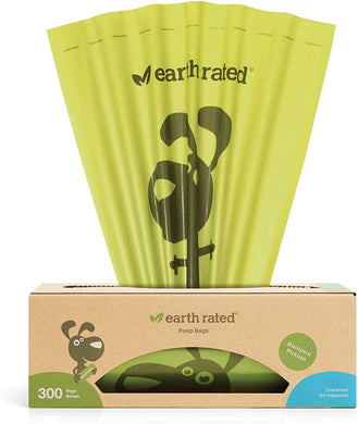 Earth Rated Poop Bags 8x13