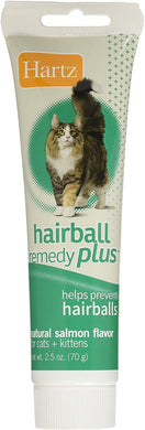 Hartz Hairball Remedy Salmon Flavour