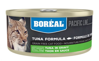 Boréal Tuna Red Meat in Gravy for Cats 156g
