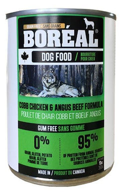 Boréal Cobb Chicken & Angus Beef for Dogs 369g